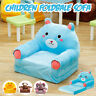 Kids Children's Comfy Soft Foam Chair Toddlers Armchair Seat Girls Boys Sofa Bed