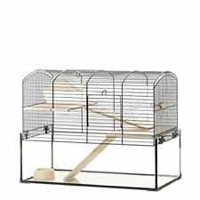 Little Friends Mayfair Gerbilarium Cage with Accessories, 51.5 x 28 x 40 cm