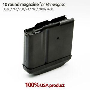 Remington 742/750/74/7400/7600/740/760/30.06/270 10 Round Magazine