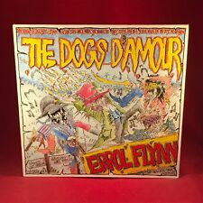 Dogs D 'Amour Errol Flynn 1989 UK Vinilo LP + Interior Excelente Estado B