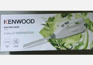 Kenwood Electric Knife With 2 Stainless Steel Blades KN650A