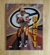 Brett Favre 1997 Licensed Autographed Photo
