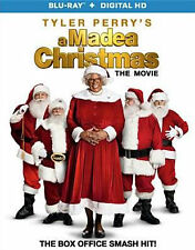 TYLER PERRY'S A MADEA CHRISTMAS (Tyler Perry) - BLU RAY - Region A - Sealed