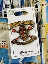 2020 Disney Trader Sams Grog Grotto Polynesian Village Resort OE Pin New In Hand