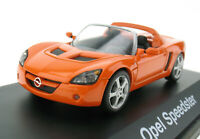 Schuco - OPEL Speedster - orange - 1:43 in OVP / Box - Modellauto Model Car