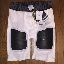NIKE Pro Combat Football Girdle COMPRESSION HYPERSTRONG Carbon Fiber Shorts XL