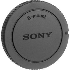 Camera Body + Rear Lens Cap for Sony E Mount Lens GRAY NEW