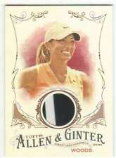 2016 Topps Allen and Ginter Memorabilia Relic #FSRB-CW Cheyenne Woods
