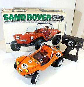"TAMIYA RA-1024 ""SAND ROVER"" BUGGY,1/10 SCALE VTG RC MODEL OG 1981 ISSUE"