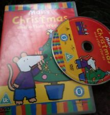 Maisy - Christmas And Other Stories (DVD, 2012)FREE P&P