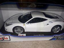 1/18 Maisto Ferrari 488GTB New!!!