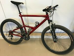 Vintage GT Team RTS Mountain Bike, restored all new XTR group set, Carbon galore