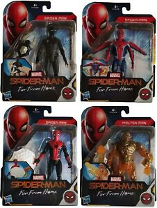 Hasbro Marvel Spider-Man Far From Home Actionfigur mit Gadgets 15 cm (Auswahl)