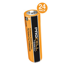 DURACELL AAA Batteries Procell Alkaline PC2400 (24 Pack)
