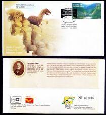 India 2009 Cover, Worlds Largest Dinosaur Egg, Prehistoric Animals, Pictorial c