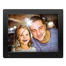 Nix X12D Advance 12in. Digital Photo Frame - Black