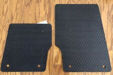 Lotus Elise & Exige Custom Rubbertite Rubber Mats, Black