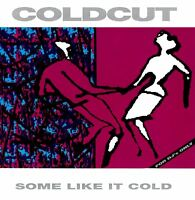 COLDCUT some like it cold (CD album) EX/EX CCUT CD2 house