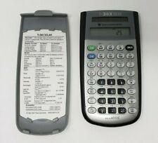 Texas Instruments TI-36X Solar Scientific Calculator School College University