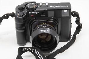 MAMIYA 6 MF + 3 objectifs 75mm/f3,5 - 50mm/f4 - 150mm/f4,5