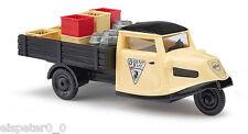 Busch 40604, Tempo Dreirad >>Ganter<<, H0 Automodell 1:87