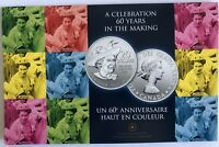2012 (1952-) $20 for $20 Queen's Diamond Jubilee Canada Silver Coin