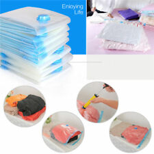 Vacuum Storage Bag Space Saving Anti Pest Clothes Quilts Organizer Home