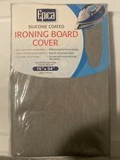 "Epica Silicone Coated Ironing Board Cover-Resists Scorching and Staining-15""x54"" ;"