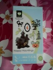 CRICUT *HAPPY HAUNTINGS- HALLOWEEN CARTRIDGE  PARTY DECOR FONT- LINKED PRE-OWNED