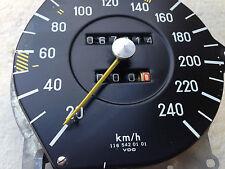 Mercedes-Benz Tacho Meter W107 R107 SL SLC W116 R107 280 250 350 380 500