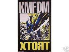 Wholesale Lot Of 10 KMFDM Xtort POSTERS