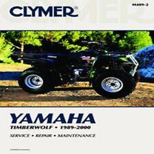 Clymer Repair Manual Yamaha Timberwolf YFM250, YFB250 & YFB250FW M489-2