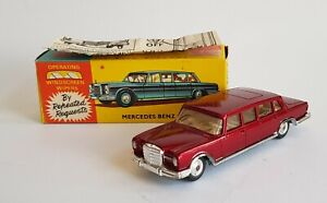 Corgi Toys No. 247, Mercedes-Benz 600 Pullman, - Superb Near Mint Condition.