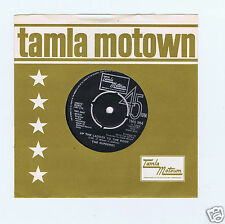 45 RPM SP THE SUPREMES UP THE LADDER TO THE ROOF TAMLA MOTOWN TMG 964