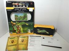 Sony PSP Limited Edition Daxter Box & Inserts ONLY - No System