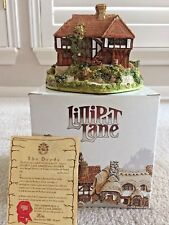 """Lilliput Lane Wealdon House( 1987) with Deed and Box """"New"""""""