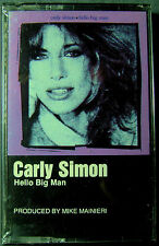 Carly Simon:  Hello Big Man (Cassette, Warner Bros.) NEW