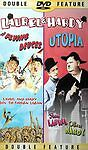 Laurel and Hardy - Flying Deuces, The/ Utopia (DVD, 2002)