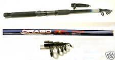 Drago Telescopic Rod 8ft 2.4M Multi Purpose Fishing Rod