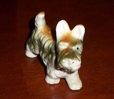 Vintage Dog Figurine Scottie Scottish Terrier Japan Doggie Puppy