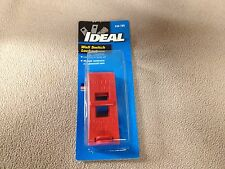 Ideal Wall Switch Lockout 44-789 Locks On or Off Made in USA