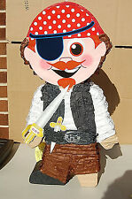 """Authentic Mexican Pinata """"PIRATE BOY"""" Aztec Imports (#PF149) (NEW) (#M4270)"""