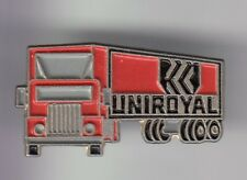 RARE PINS PIN'S .. AUTO CAR PNEU TYRE COMPETITION CAMION TRUCK UNIROYAL ~D3