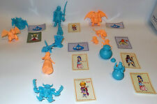 ANIME : DRAGON QUEST SMALL FIGURINE SET MADE BY BAN DAI