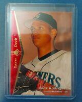 1995 Upper Deck SP #188 Alex Rodriguez  Seattle Mariners New York Yankees Star!