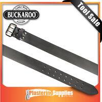 "Buckaroo Leather 50mm 2"" Leather Work Belt 40"" WB5040"
