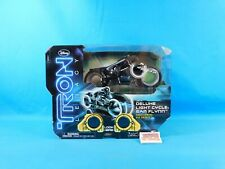 Deluxe Light Cycle Sam Flynn Tron Legacy 2010 Spin Master Sealed in Box