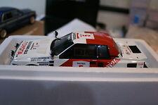 Otto TOYOTA CELICA Twin Cam Groupe B 1:18 OT217 LTD1500