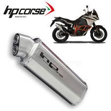 KTM 1050 1090 1190 1290 ADVENTURE Scarico HP CORSE 4-TRACK Omologato