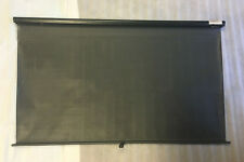 BMW E34 OEM Rear Sunshade Sun Blind Shade Sedan 8181476